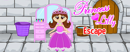 Princess Lilly Escape