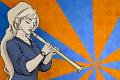 Amusix Flöte
