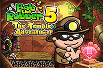 Bob der Räuber 5 - Temple Adventure