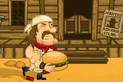Mad Burger 3 - Wild West