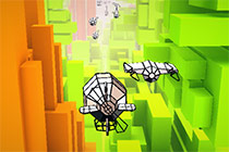 Voxel Fly