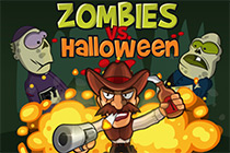 Zombies vs. Halloween