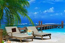 Beach Resort Escape