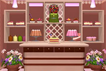 Candy Shop Escape