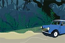 Creepy Bog Escape