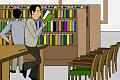 Entkomme Bibliothek 2