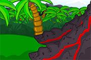 Escape Lava Island