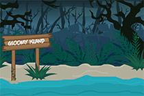 Gloomy Island Escape