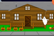 Halloween Street Escape