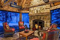 Holiday Cabin Escape