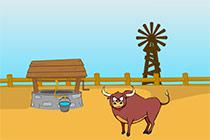 Horse Ranch Escape