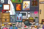 Messy Room Escape