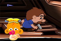 Monkey Happy Stage 246