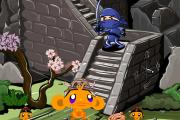 Monkey Go Happy - Ninjas 2