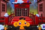 Monkey Go Happy - Ninjas 3