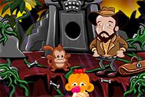 Monkey Go Happy Stage 537