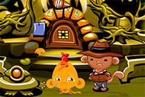 Monkey Go Happy Stage 573