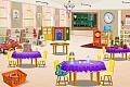 Entkomme Kindergarten