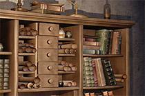 Old Library Escape