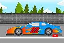 Racetrack Escape