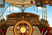 Steampunk Ship Escape