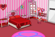 Valentines Bedroom Escape