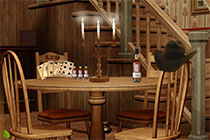 Western Saloon Escape