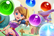 Bubble Witch Shooter - Magical Saga