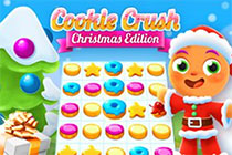 Cookie Crush Christmas