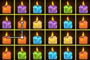 X-Mas Candles Match 3