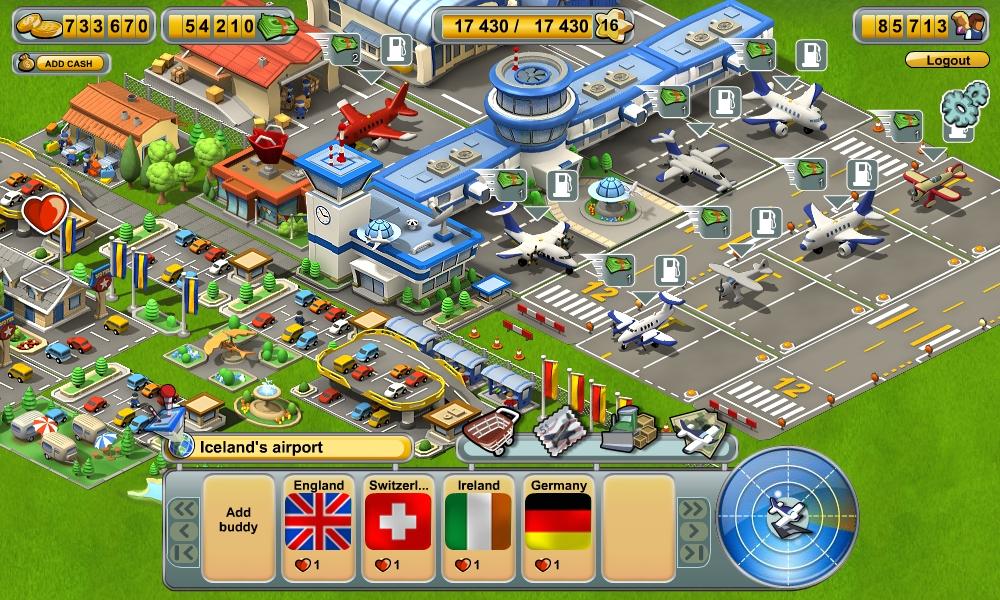 Flughafen Spiele Online