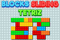 Blocks Sliding Tetris