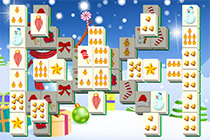 Christmas Triple Mahjong