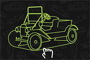 Doodle History 3D - Automobile