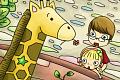 Emmas Tag im Zoo