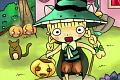 Emma feiert Halloween