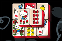 Hello Kitty Mahjong