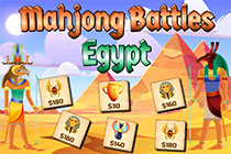 Mahjong Battle Egypt