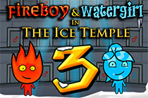 Fireboy and Watergirl 3 - Ice Temple