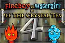 Fireboy und Watergirl 4