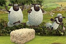 Shaun das Schaf - Alien Athleten