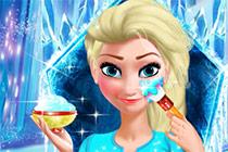 Elsa Makeover