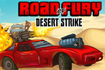 Road of Fury 3 - Desert Strike