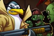 Zombies vs. Penguins 3