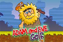 Adam und Eva: Golf