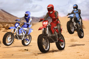 Dirt Bike Racing