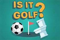 Is it Golf?
