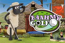 Shaun das Schaf - Baahmy Golf