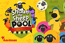 Shaun das Schaf - Billard